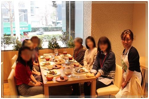 クリナップ キッチンタウン東京でレッスン開催しました!_c0141025_00254515.jpg