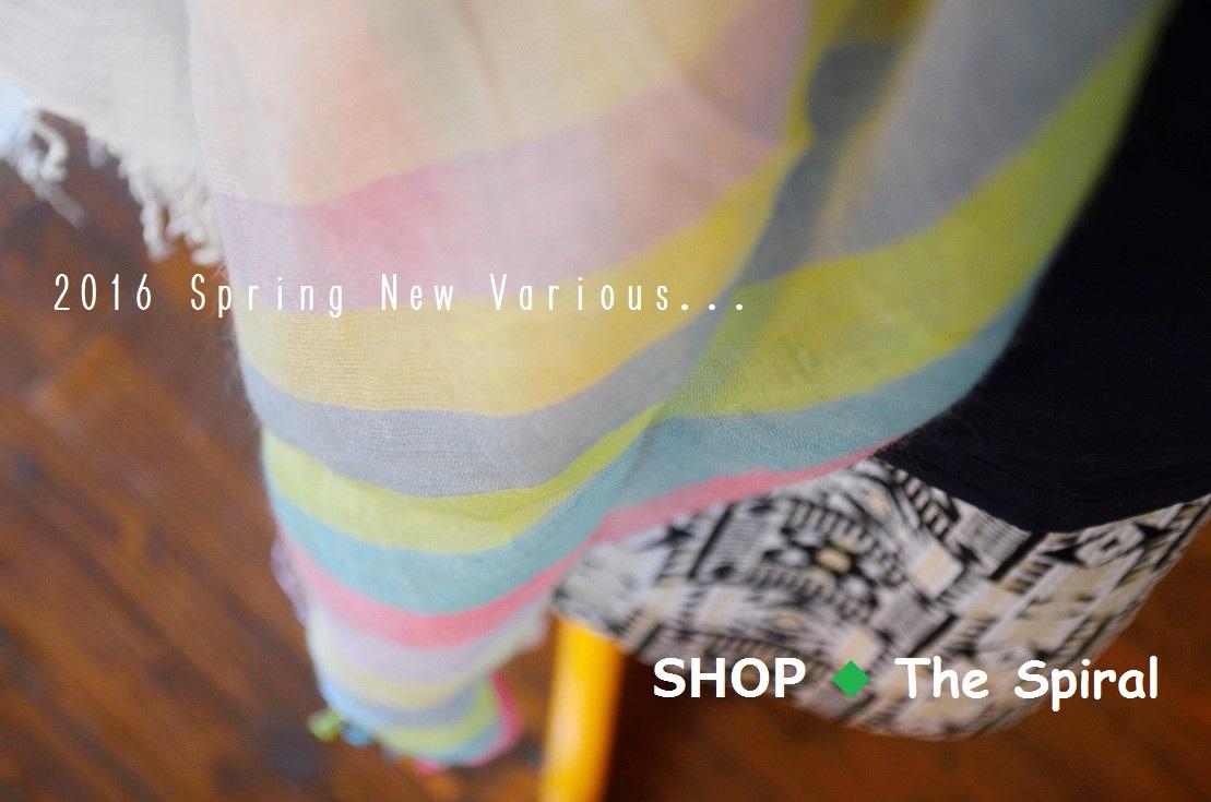 """2016 Spring New Various... 2/11thu\""_d0153941_1919136.jpg"