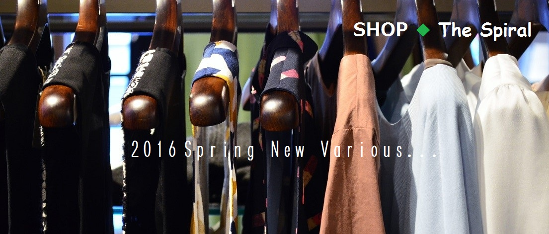 """2016 Spring New Various... 2/11thu\""_d0153941_19592657.jpg"