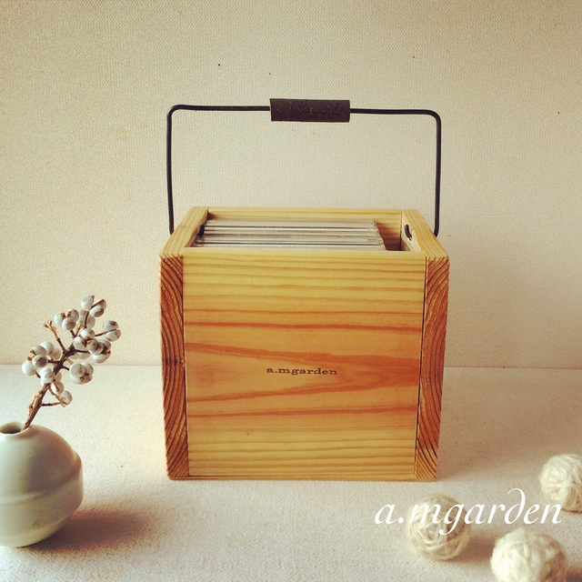 木製CDボックス。_b0125443_14205269.jpg