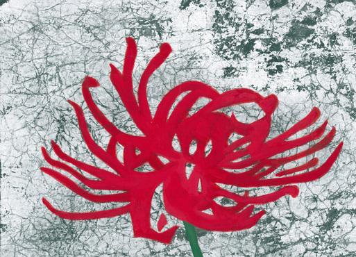 『第四回・蔵織日本画塾作品展』2月11日より始まりました_d0178448_23294730.jpg