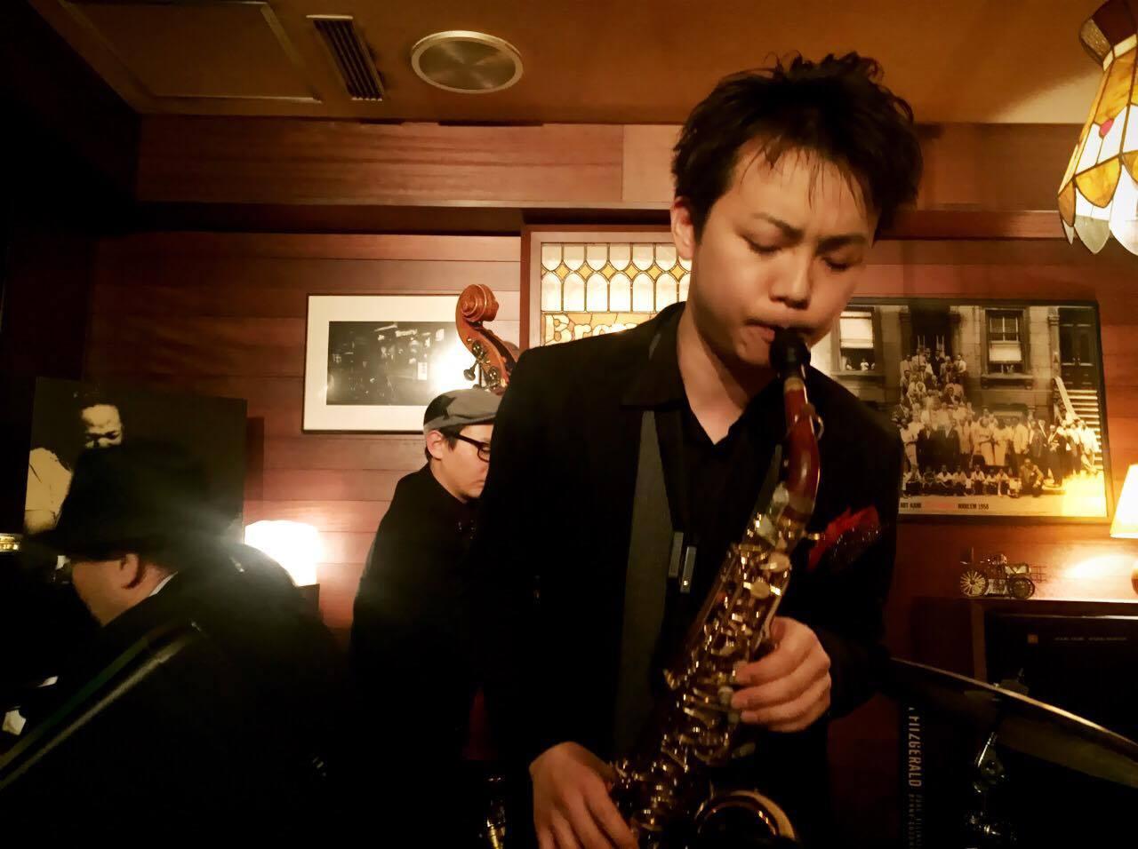 2月6日(土) ジャズライブの報告とお礼_f0230569_116023.jpg