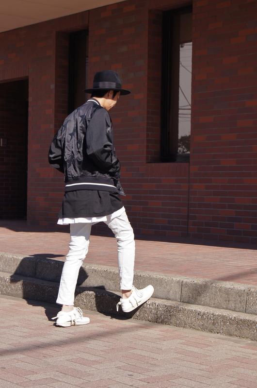 CONVERSE TOKYO ONE Start - Big Silhouette Style!!!_f0020773_21554740.jpg