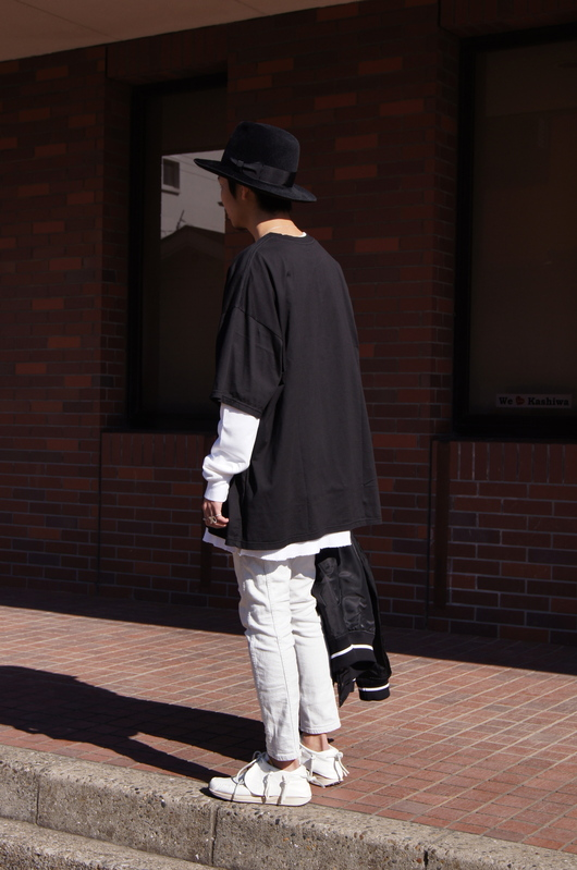 CONVERSE TOKYO ONE Start - Big Silhouette Style!!!_f0020773_21565545.jpg