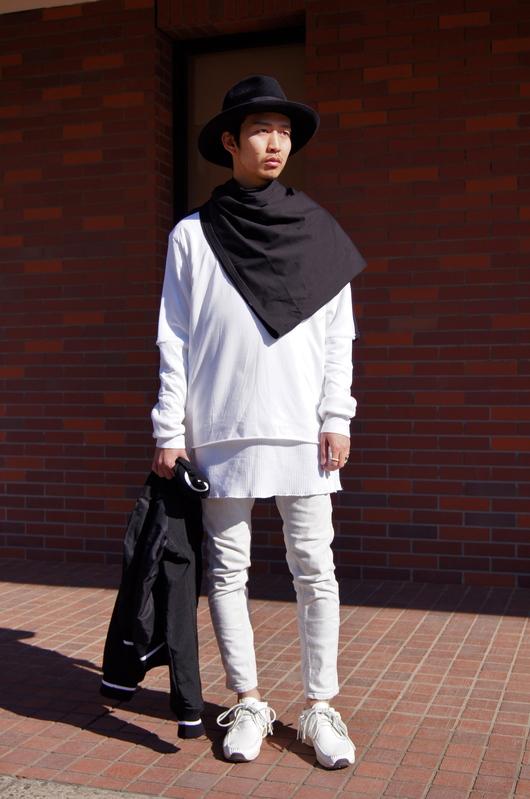 CONVERSE TOKYO ONE Start - Big Silhouette Style!!!_f0020773_21575212.jpg