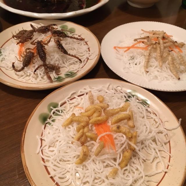 上海小吃でゲテものパーティな夜_e0230090_23171139.jpg