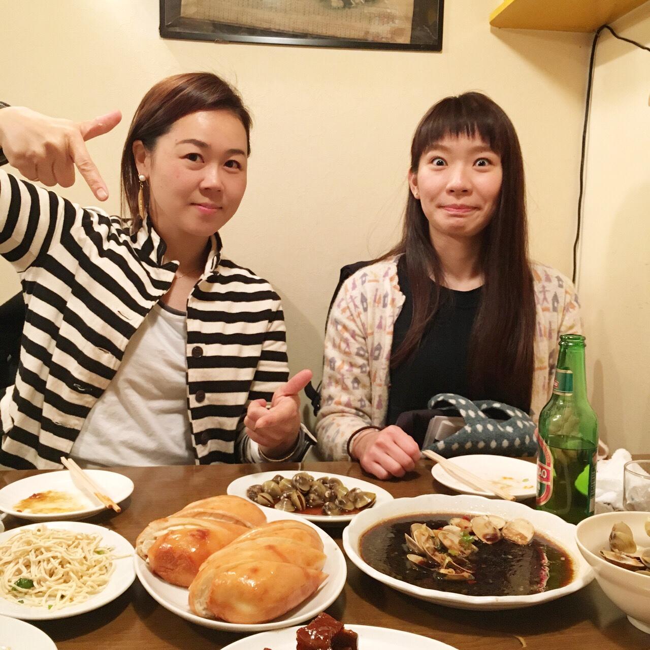 上海小吃でゲテものパーティな夜_e0230090_23175990.jpg