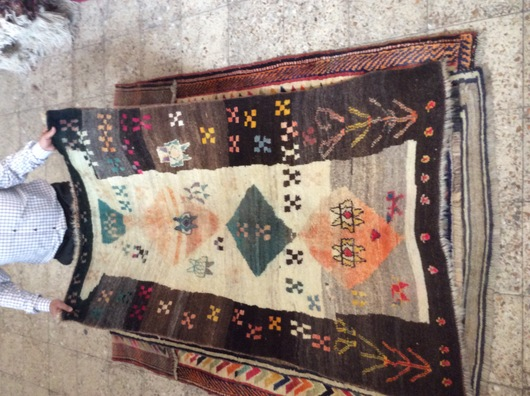 モハンさんのアンティーク絨毯展_c0256701_9413587.jpg