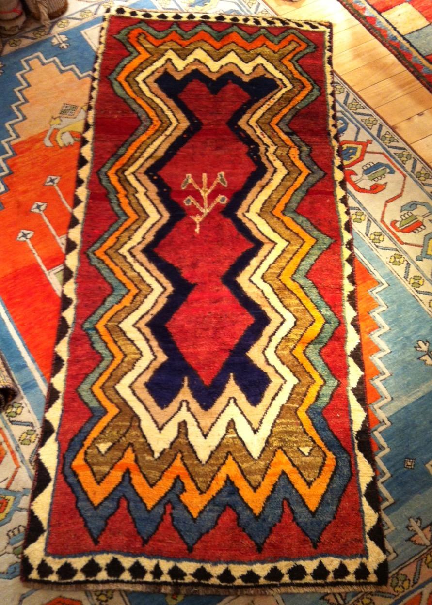 モハンさんのアンティーク絨毯展_c0256701_9424149.jpg