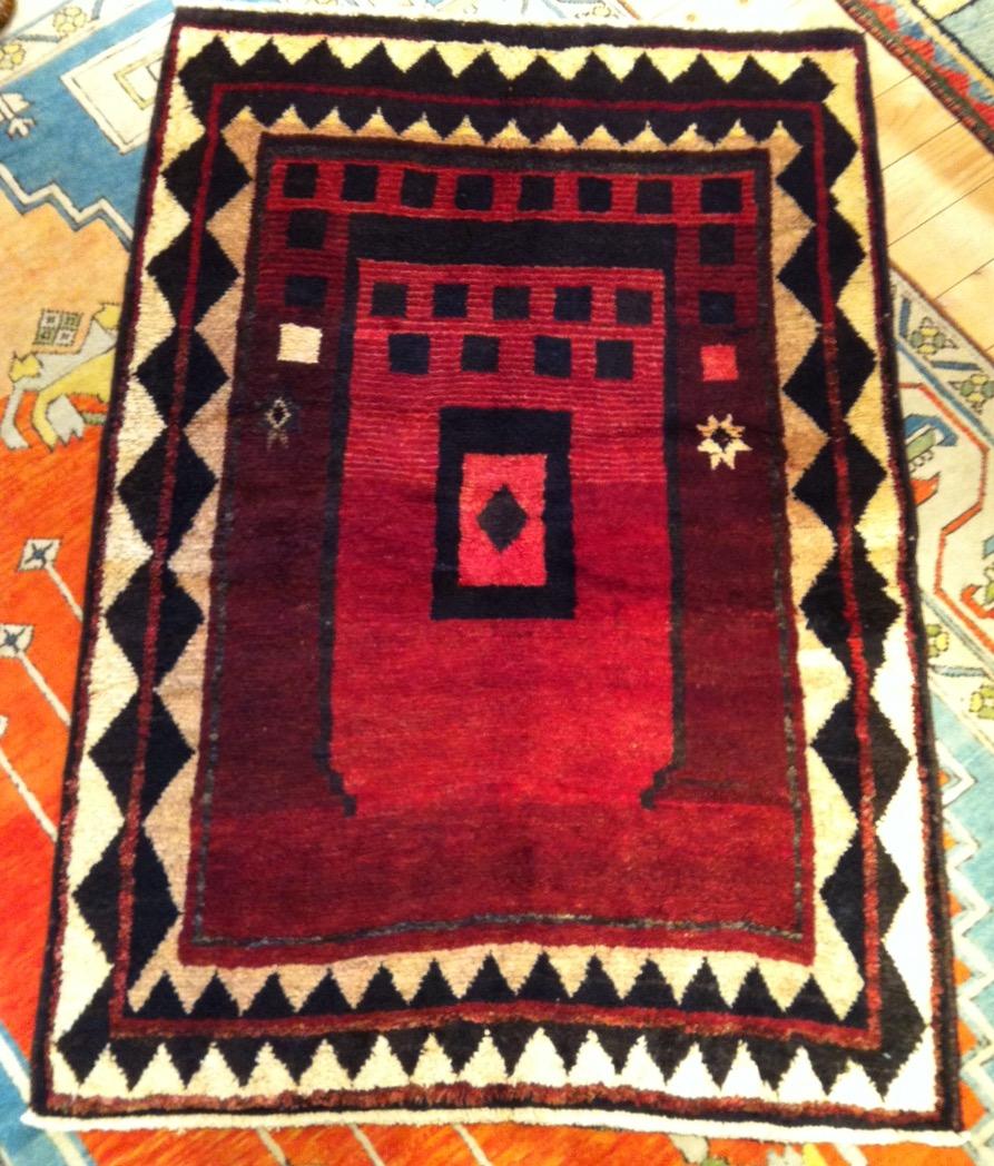 モハンさんのアンティーク絨毯展_c0256701_942837.jpg
