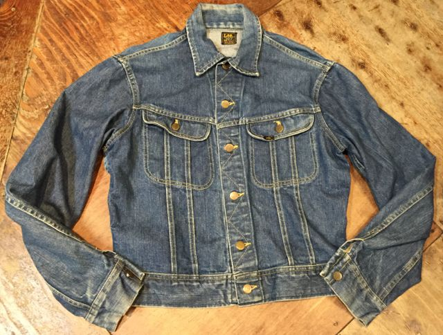 2月13日(土)入荷! Lee 101-J Denim JKT!_c0144020_16362455.jpg