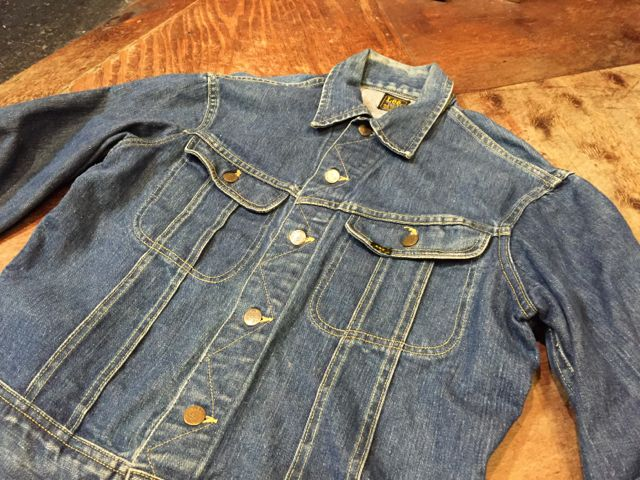 2月13日(土)入荷! Lee 101-J Denim JKT!_c0144020_16363234.jpg