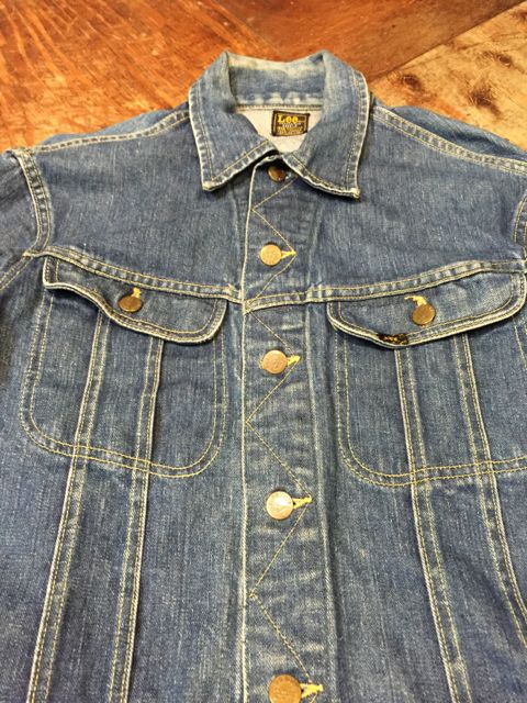 2月13日(土)入荷! Lee 101-J Denim JKT!_c0144020_16363366.jpg