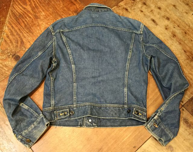 2月13日(土)入荷! Lee 101-J Denim JKT!_c0144020_1636352.jpg