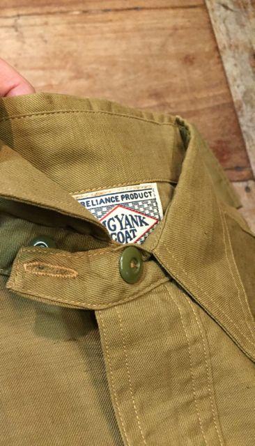 2月13日(土)入荷!30s デッドストック BIG YANK チンストシャツ!メタルボタン、オールコットン!_c0144020_20444024.jpg