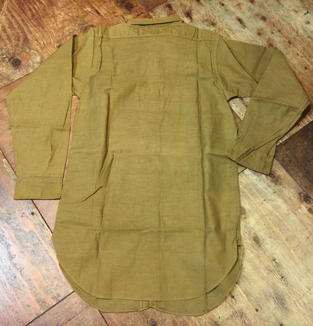 2月13日(土)入荷!30s デッドストック BIG YANK チンストシャツ!メタルボタン、オールコットン!_c0144020_20444572.jpg