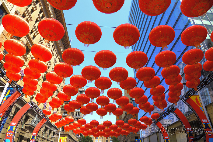 HAPPY CHINESE NEW YEAR! ~その1~ MARTIN PLACE_f0084337_21344932.jpg