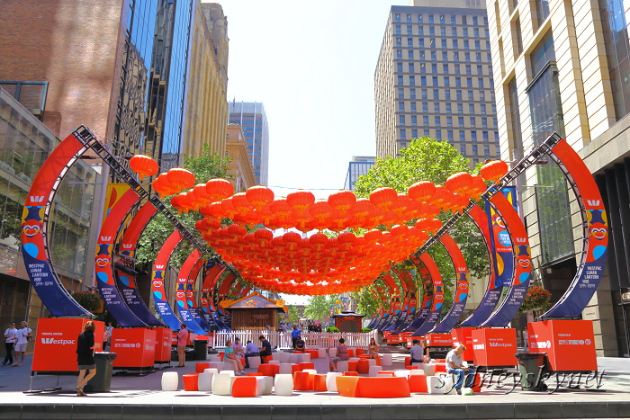 HAPPY CHINESE NEW YEAR! ~その1~ MARTIN PLACE_f0084337_21345001.jpg