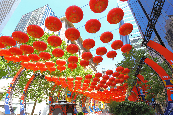 HAPPY CHINESE NEW YEAR! ~その1~ MARTIN PLACE_f0084337_21345010.jpg