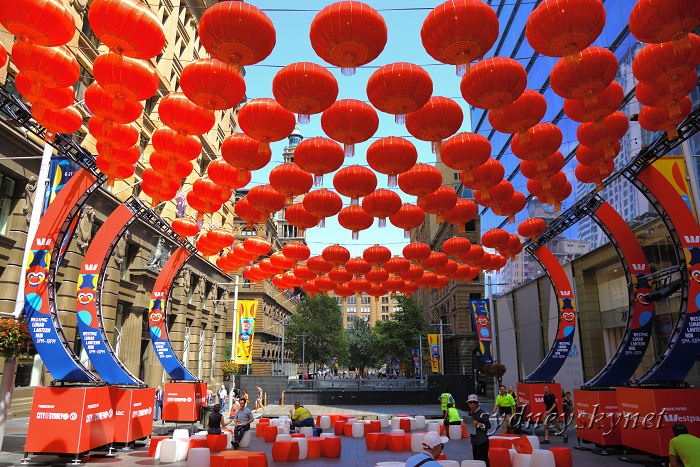 HAPPY CHINESE NEW YEAR! ~その1~ MARTIN PLACE_f0084337_21345053.jpg