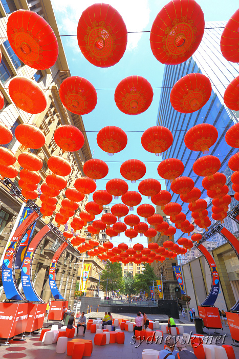 HAPPY CHINESE NEW YEAR! ~その1~ MARTIN PLACE_f0084337_21345074.jpg