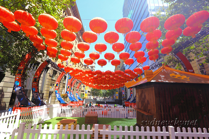HAPPY CHINESE NEW YEAR! ~その1~ MARTIN PLACE_f0084337_21345114.jpg