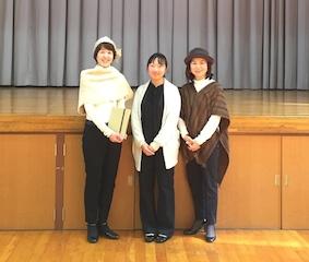「今年度2回目の芝小学校訪問」_e0088256_0112948.jpg