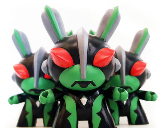 Ulxta Rider Dunny by Erick Scarecrow_e0118156_1051969.jpg