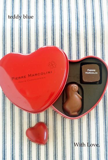 Pierre Marcolini ピエール・マルコリーニの♡_e0253364_0142047.jpg