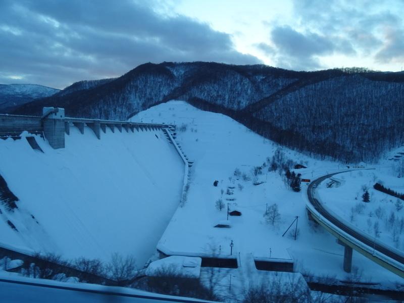 バスツアー・冬の朝里峠_b0236665_14003532.jpg