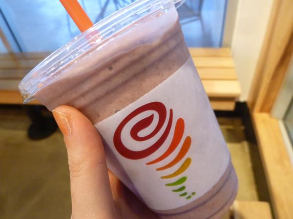 Jamba Juice(ジャンバ・ジュース)_c0152767_2112131.jpg