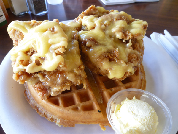 pancakes & waffles(パンケークス&ワッフルズ)_c0152767_21454625.jpg