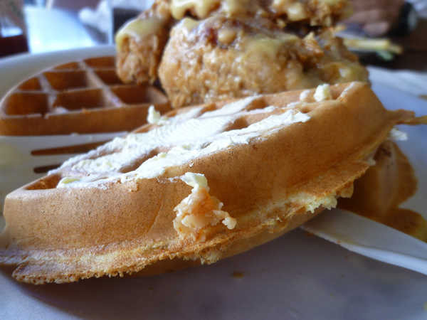 pancakes & waffles(パンケークス&ワッフルズ)_c0152767_21471616.jpg