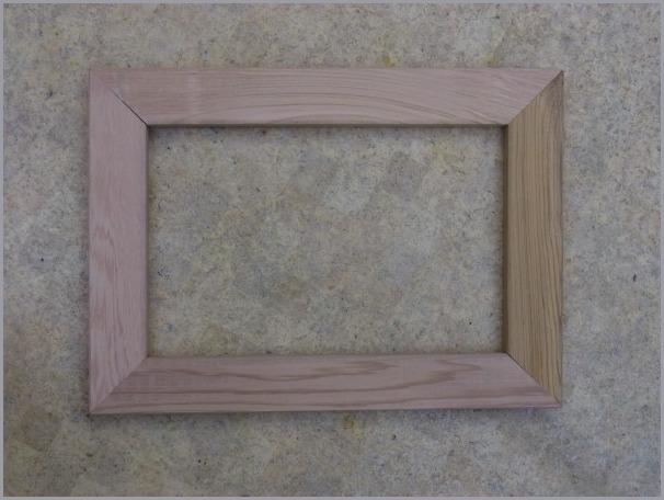 キャンバスの木枠の組み方〜下地塗りまで。_a0086270_10225878.jpg