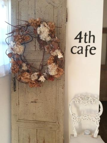** 北本の 4th cafe **_d0147488_11140879.jpeg