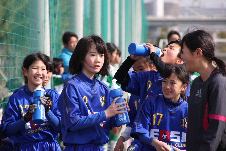 ANA Presents J-GREEN SAKAI なでしこ Festival ②_a0338390_17264807.jpg