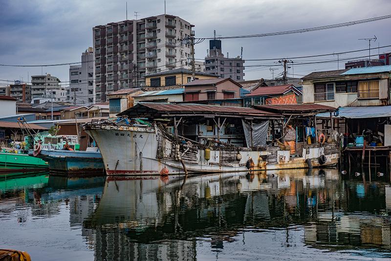 記憶の残像 2016年-21 神奈川県横浜市 京浜運河2016_f0215695_20224010.jpg