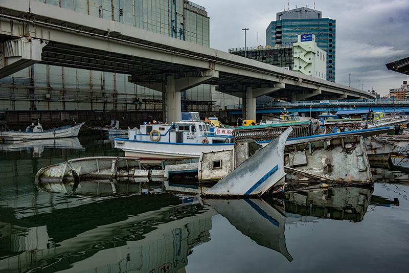 記憶の残像 2016年-21 神奈川県横浜市 京浜運河2016_f0215695_20224685.jpg