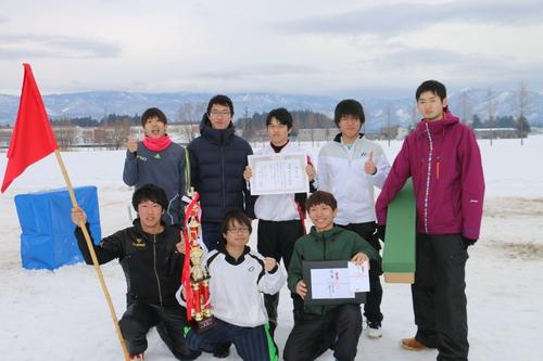 第7回山形大学雪合戦大会・・・8_c0075701_17222586.jpg