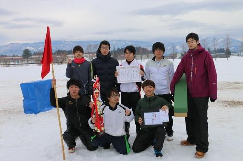 第7回山形大学雪合戦大会・・・8_c0075701_17223635.jpg