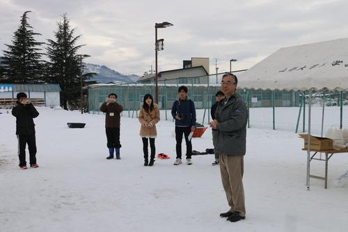 第7回山形大学雪合戦大会・・・8_c0075701_17224577.jpg