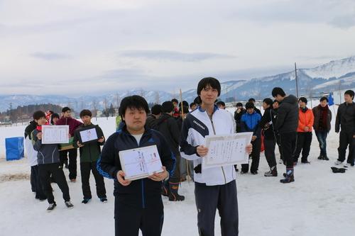 第7回山形大学雪合戦大会・・・8_c0075701_17225318.jpg
