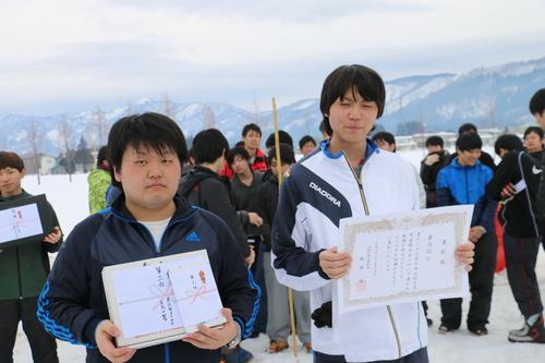第7回山形大学雪合戦大会・・・8_c0075701_17225576.jpg