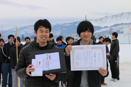 第7回山形大学雪合戦大会・・・8_c0075701_1723299.jpg