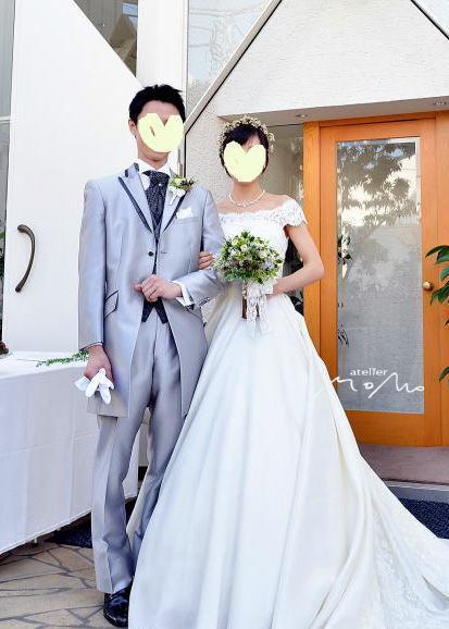 花嫁さまからのお写真♪_a0136507_23073239.jpg
