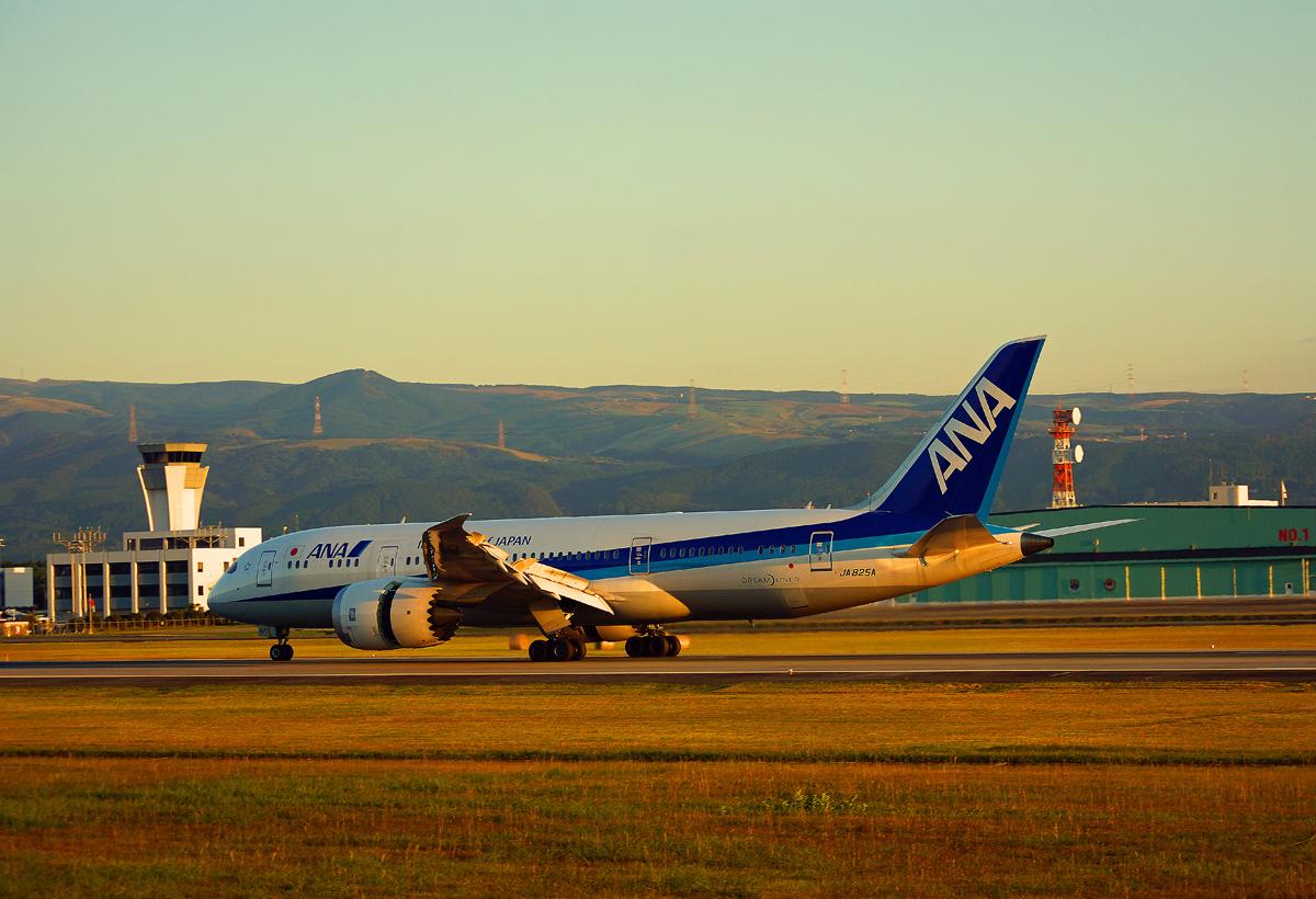 ASO KUMMOTO AIRPORT IN BLUE。_b0044115_891463.jpg