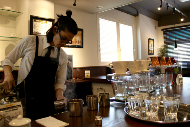 *神田*「Dining Cafe 欅」_f0348831_10521691.jpg