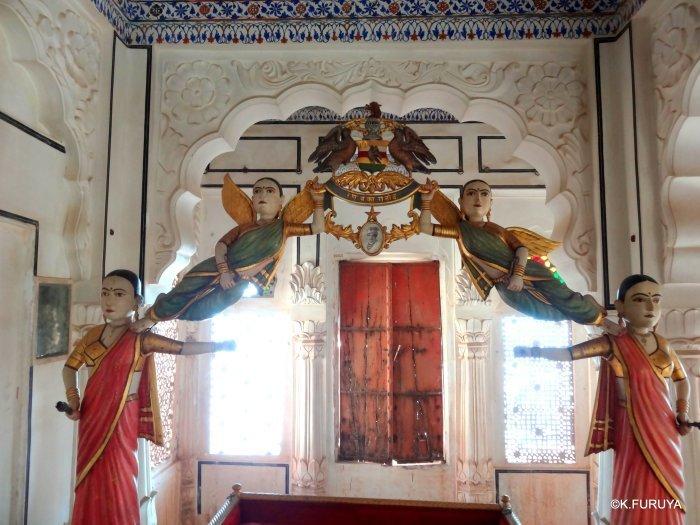 インド・ラジャスタンの旅 6 メヘラーンガル砦 その2_a0092659_18142835.jpg
