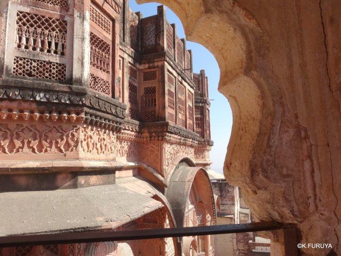 インド・ラジャスタンの旅 6 メヘラーンガル砦 その2_a0092659_18150751.jpg