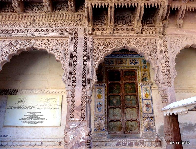 インド・ラジャスタンの旅 6 メヘラーンガル砦 その2_a0092659_18164386.jpg